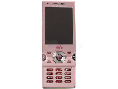 Sony Ericsson W995 PINK 3G WIFI Music mobile phone Unlocked Free shipping