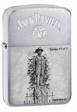Zippo Mechero Jack Daniels Series 1 of 7 Limitado Edition xxxx/7777