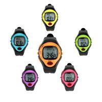 Pulse Watch Heart Rate Monitor Calorie Counter Men Women Sports Watch Hot Nv9m