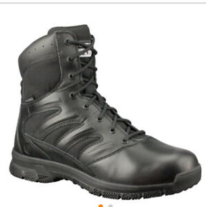 Original-S-W-A-T-Men-039-s-Force-8-034-Side-Zip-Military-and-Tactical-Boot-Black