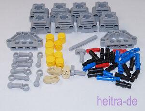 LEGO-Technik-Mechanischer-V8-Motor-aus-42009-57-Teile-Motorset-NEUWARE