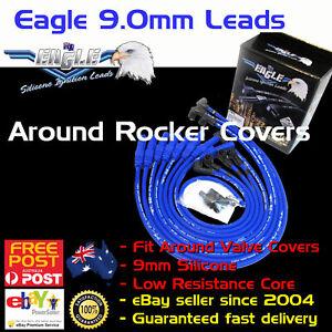 Eagle-9mm-Around-Rocker-Cover-Ignition-Spark-Plug-Leads-Fits-351-351W-Windsor
