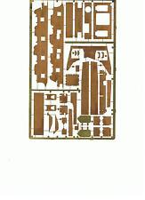 EDUARD 35 451 1/35 Zimmerit Flakpanzer IV Wirbelwind für Tamiya Bausatz