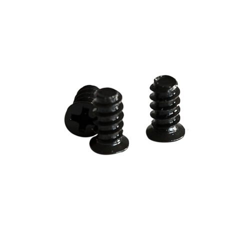 30x Black Computer PC Case Cooling Fan Durable Screw For Fans 60mm 80mm 120mm SG