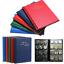 miniature 1 - 120-Cases-Album-De-Pieces-Classeur-Monnaie-Etui-Housse-Pochette-coin-Collection