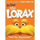 Dr. Seuss The Lorax 0025192104459 With Danny DeVito DVD Region 1