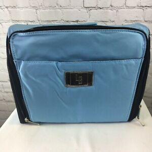 Details about Ultimate Cosmetic Organizer Case Make-Up Bag Lori Greiner QVC  Free Shipping