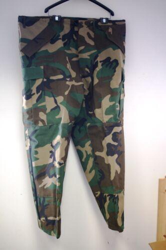 GI Nomex Goretex Pants Woodland XLR160TH SOAR AWAC Waterproof FR Pants