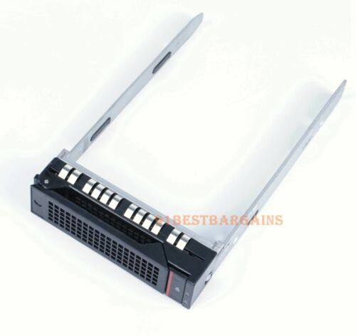 "Tray SAS HDD Caddy for Lenovo ThinkServer RD330 RD430 RD530 RD630 3.5/"" 03X3969"