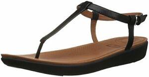 FitFlop-Womens-TIA-Toe-Thong-Sandals-Flat-Select-SZ-Color