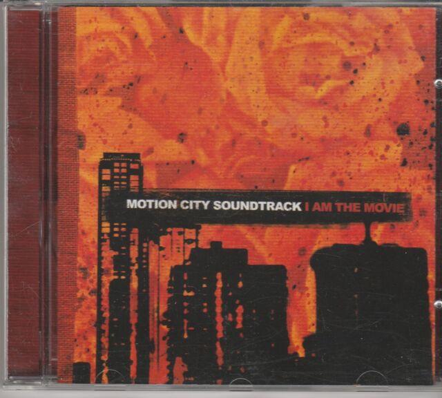 Motion City Soundtrack - I am the Movie, CD, CD