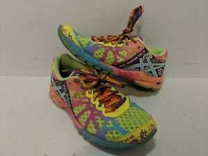 separation shoes 6c4ff a538a Details about ASICS GEL-NOOSA TRI 9 T458N WOMEN'S ATHLETIC TRAIL RUNNING  SHOES SIZE 8.5