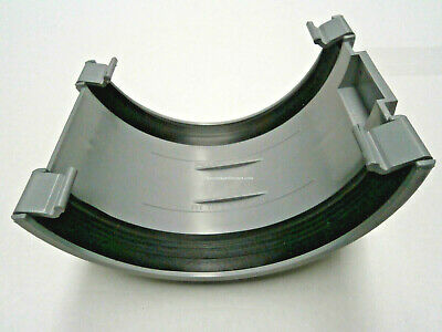 Aquaflow Kommercial 150mm Round Union Bracket Kalsi Commercial Grey