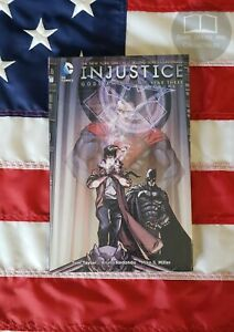 NEW-SEALED-Injustice-Gods-Among-Us-Vol-1-Year-3-The-DC-Comics-Hardback-Hardcover