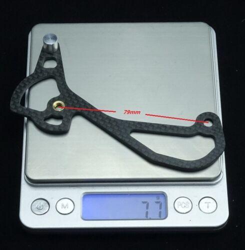 J/&L Derailleur Carbon Mech Inner Plate//Cage fit Shimano XTR M972,M980,M985,M986