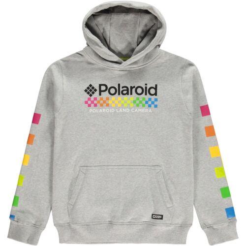 Tumble /'n Dry GARÇONS Pull Sweatshirt Parkin Polaroid Light Grey Taille 116-176