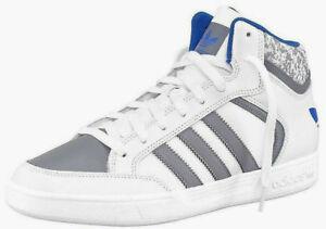 Gr Neu Varial Adidas Sneaker Echt Schuhe Weiss 40 Top Grau Herren High Mid Leder qRqZ6wP