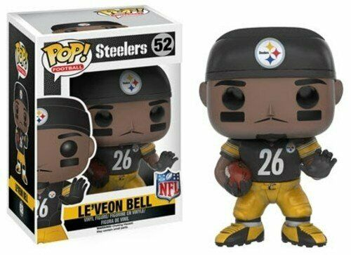 "52 Funko POP Vinyl Steelers le /""veon Bell"