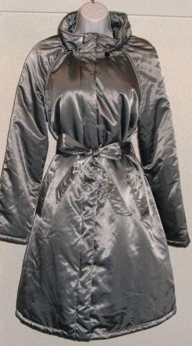England argenté Planet taille nouvelles Manteau femmes 8 us gris 10 ou véritables de 12 Yq05C0