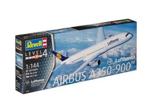 Revell 03938 Airbus A350-900 Lufthansa Bausatz 1:144