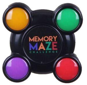 pocket memory maze game mini fun gift birthday sequence challenge