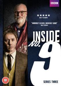 Inside-No-9-Series-Three-DVD-2017-Reece-Shearsmith-cert-18-NEW