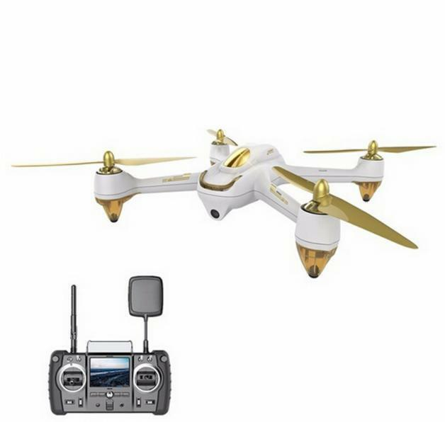F18977 Hubsan h501s quadcopter fpv drone RTF x4 pro GPS follow me with Camera
