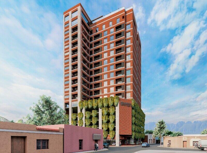 Departamentos en Preventa en Barrio Vergel, Monterrey, Nuevo León
