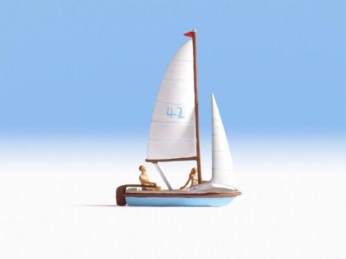 NEU NOCH H0 16824 Segelboot OVP