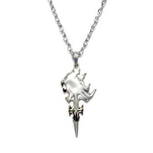 Final fantasy viii 8 griever squall leonhart necklace cosplay image is loading final fantasy viii 8 griever squall leonhart necklace mozeypictures Image collections