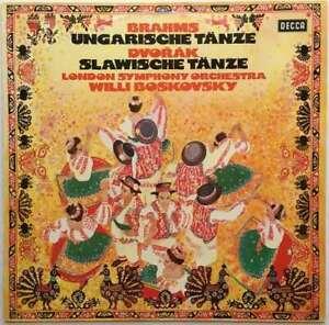 Brahms-Dvo-ak-London-Symphony-Orchestra-Vinyl-Schallplatte-124634