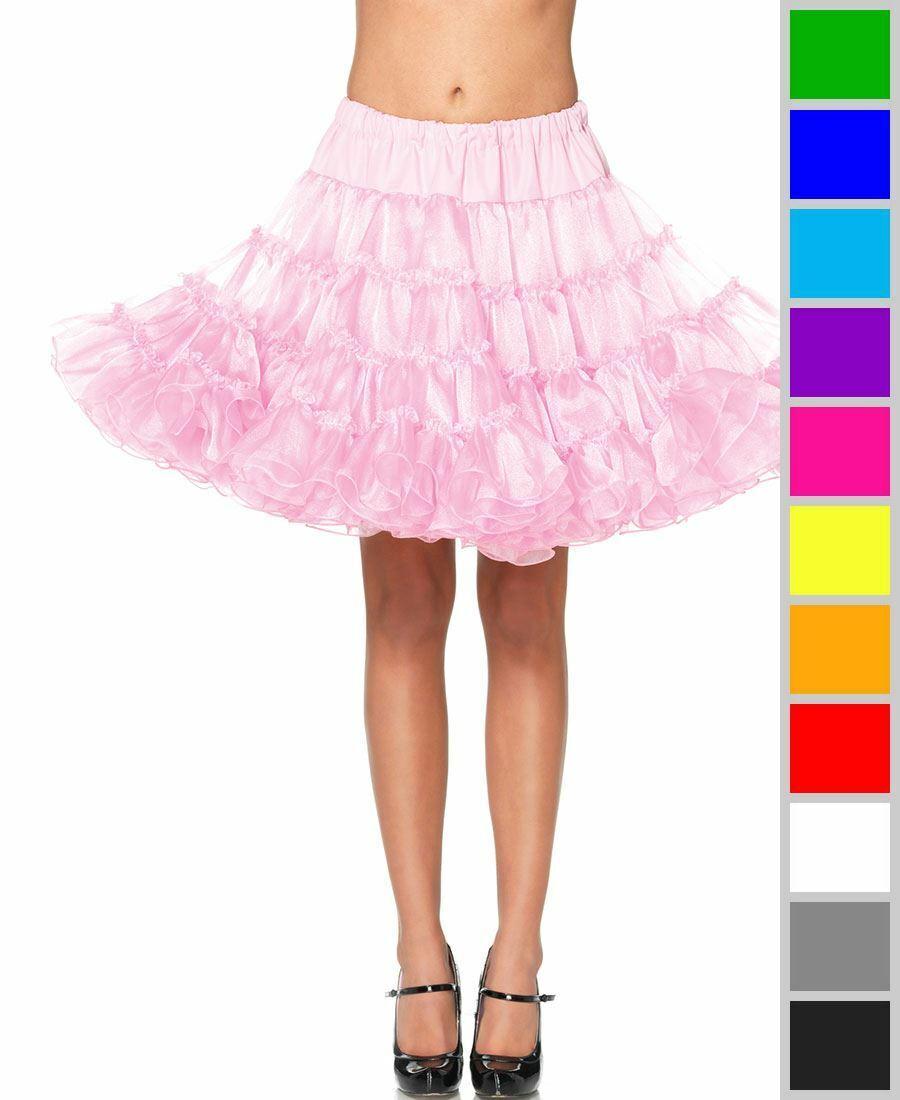 New Leg Avenue 2761 Deluxe Crinoline Petticoat
