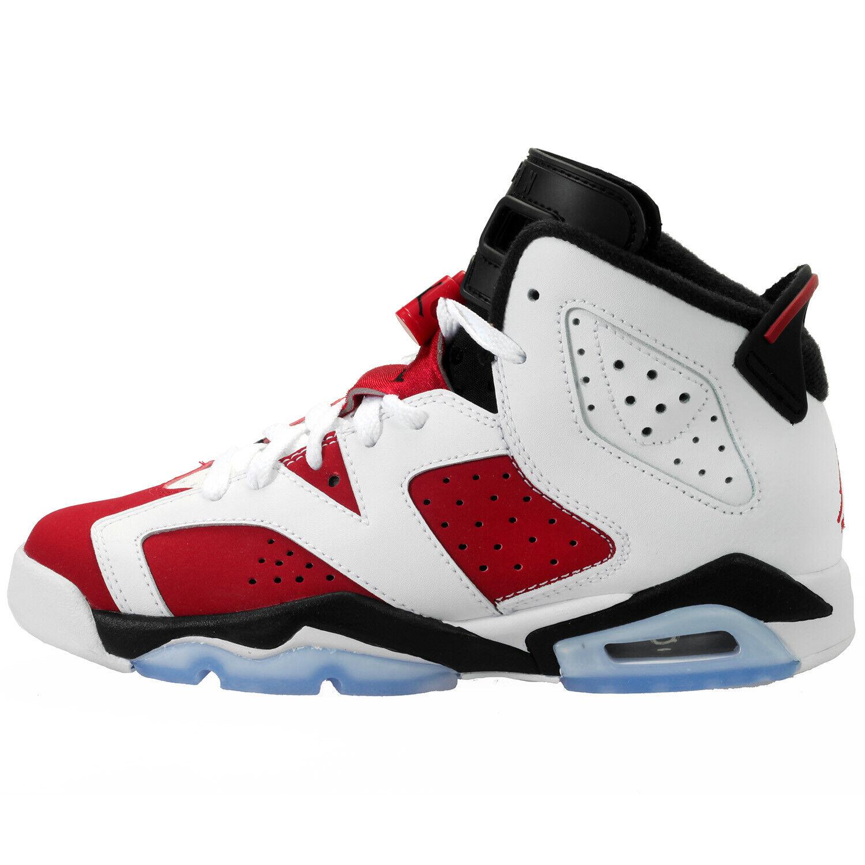 Air Jordan 6 Retro Carmine Big Kids