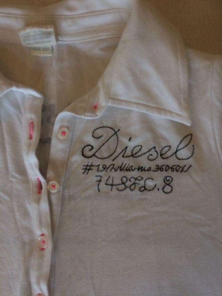 Polo t-shirt, Polo T-shirt, Diesel