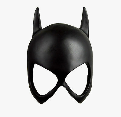 Batman The New 52 Batgirl Cowl Cosplay