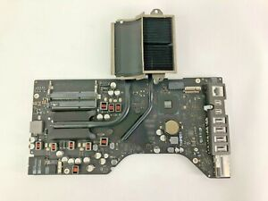 """Apple iMac 21.5"""" A1418 tardo - 2012 scheda madre logica/i5 2.9GHz GT 650M 820-3302-A"""