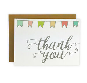 image is loading set of thank you note cards for wedding