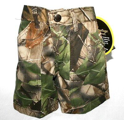 Kid/'s Camouflage Realtree Camo Baby Toddler Shorts
