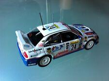 DECAL 1 43 MITSUBISHI EVO N°24 Rally WRC MONTE CARLO 2000 MONTECARLO