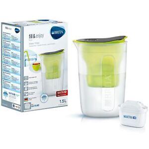 BRITA-Fun-Water-Filter-Compact-Fridge-Jug-and-MAXTRA-Plus-Cartridge-Refill-Lime