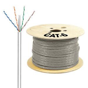 20m-CAT-6-Netzwerk-Kabel-Verlegekabel-SOLID-LAN-Gigabit-4x2xAWG23-1-U-UTP-CCA
