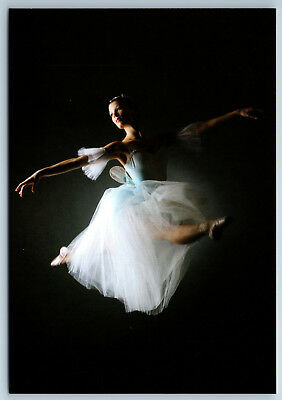 Ballet Postcard Vintage Soviet Ballet Sleeping Beauty Ballerina Postcard Unsigned Retro USSR Russian Card Memorabilia 1959 Gift for Dancer