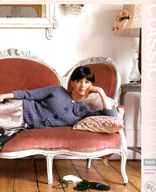 Rowan Classic Woman Book 7 Martin Storey 18 Designs Knitting