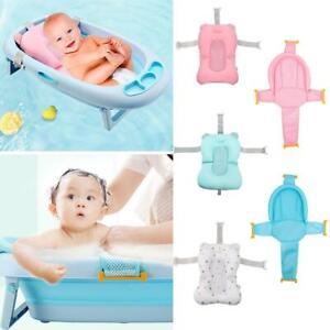 Baby-Infant-Shower-Bath-Tub-Pad-Non-Slip-Bathtub-Mat-Newborn-Safety-Bath-Cushion