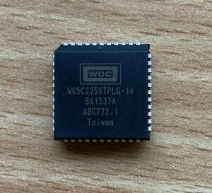 Western-Design-Center-W65C22S6TPLG-14-CMD-Rockwell-VIA