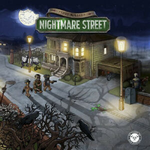TEDDY-KILLERZ-Nightmare-Street-2017-vinyl-2-LP-album-NEW-SEALED