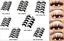 UK-5-Pairs-3D-Fake-Eyelashes-Long-Thick-Natural-False-Eye-Lashes-Set-Mink-Makeup 縮圖 2