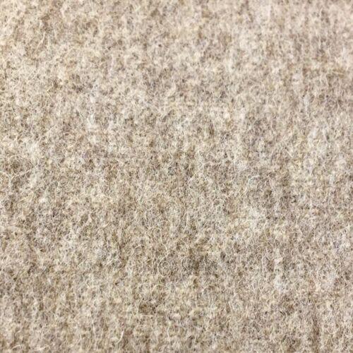 Divers Tailles Brown Wool Blend Housse de coussin