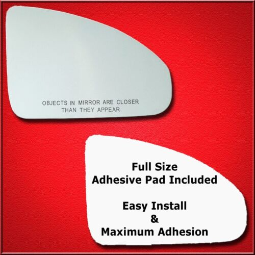 Mirror Glass Replacement Full Adhesive For 03-08 Fx35 Or Fx45 Passenger Side