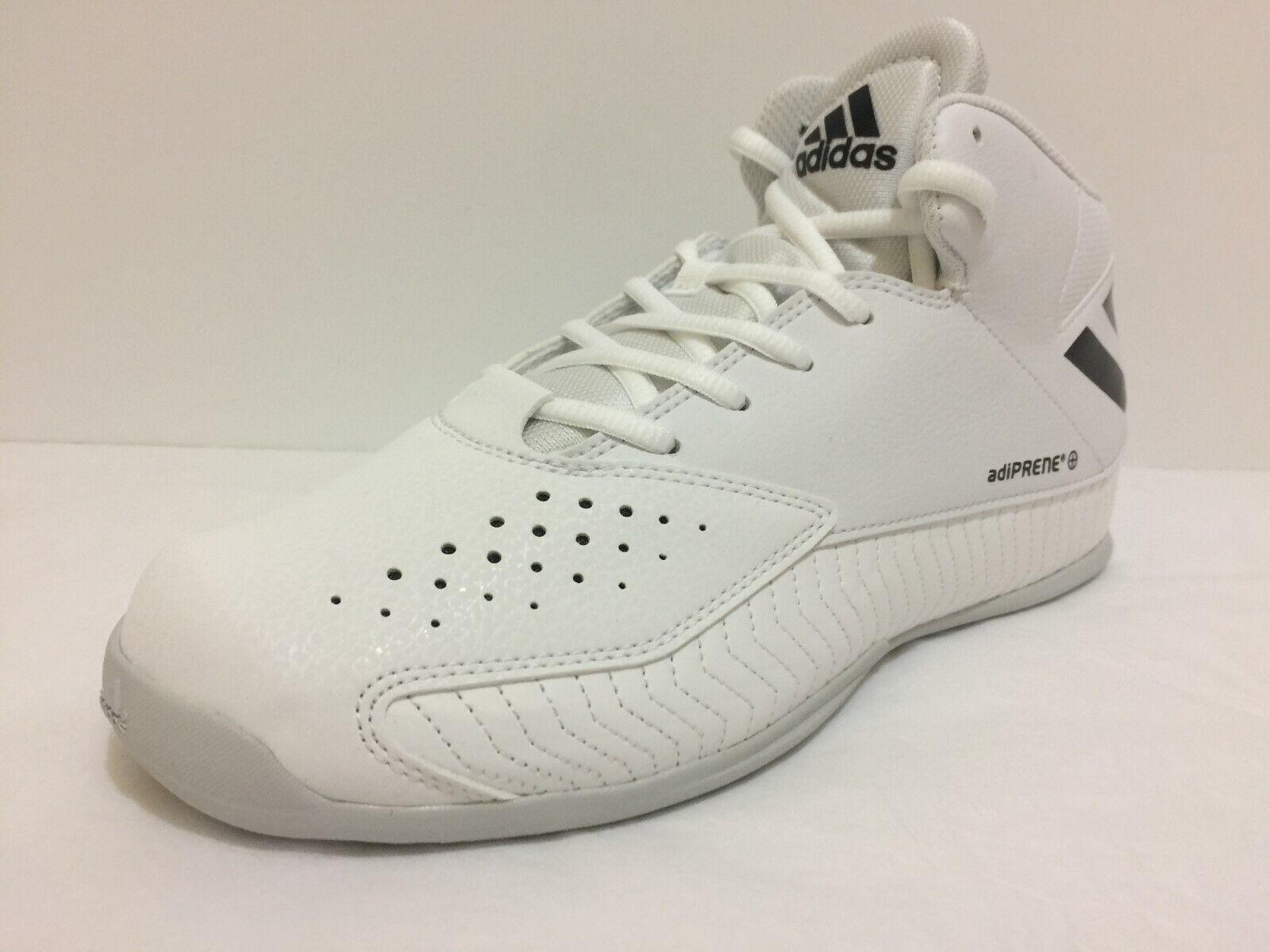Restricción desaparecer Que agradable  adidas Shoes NXT Lvl SPD V Bw0624 Basketball White/ Black Size 13 ...
